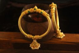 Golden Bangle-1
