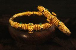 Golden Bangle-2