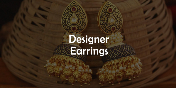 earrings dwarkesh jewels